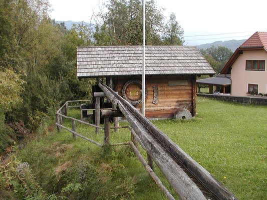 Schaumühle in Gendorf