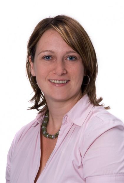Amtsleiterin Silke Thamerl