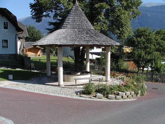 Dorfbrunnen in Rosenheim