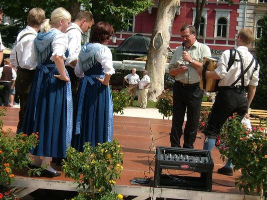 Baldramsdorf im Stadtpark 2005
